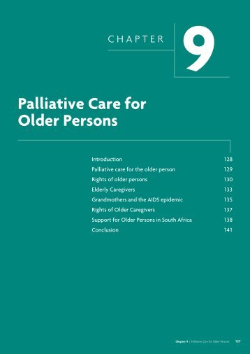 palliative care case study Title: palliative care and the treatment of dementias: a case presentation with stephen a leedy, md, faahpm ce/cme offered.