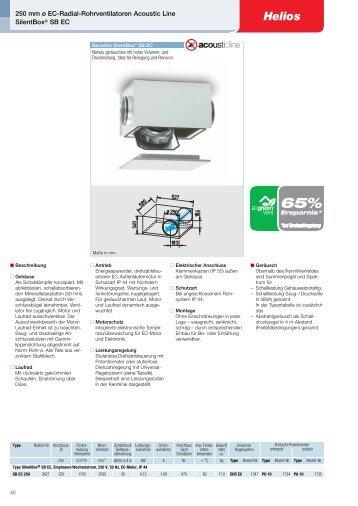 209 kb - Helios Select Ventilator Auswahl