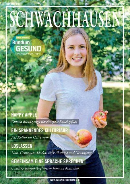 SCHWACHHAUSEN Magazin   Juli - August 2020