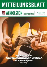 Wendelstein+Schwanstetten - August 2020