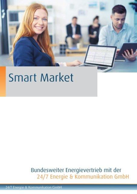 Smart Market Broschuere