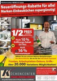 Kuechencenter Zwickau - 24.07.2020
