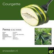 Courgette Fenna