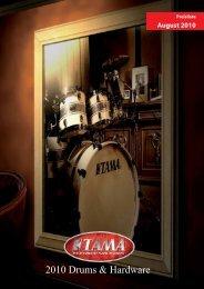 2010 Drums & Hardware