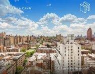 225 West 83rd Street, #20C Digital Brochure