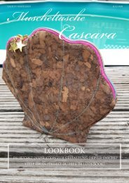 Lookbook Cascara