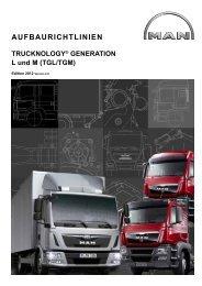 TRUCKNOLOGY® GENERATION L und M (TGL/TGM) - MANTED