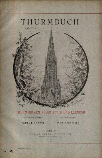 thurmbuch - Georg-Simon-Ohm Hochschule Nürnberg
