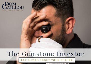 The Gemstone Investor Online