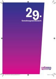 Gestaltungswettbewerb 2020 - Die Preisträger im Überblick