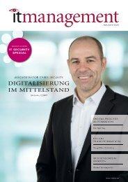 IT Management Mai/Juni 2020