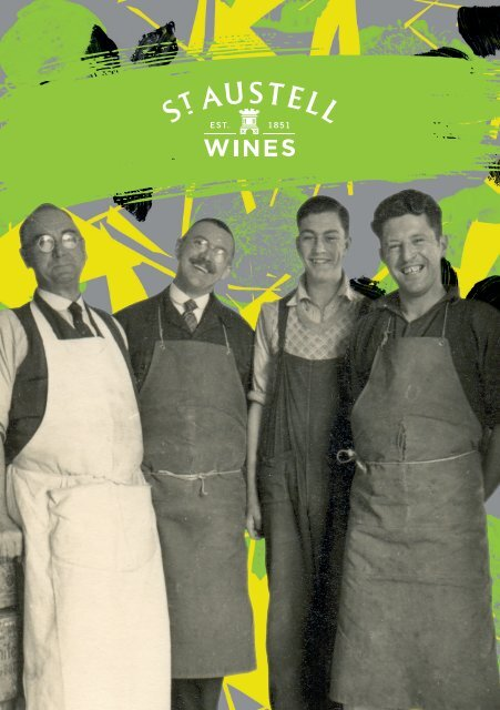 St Austell Wines - Wine List 2020