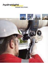 Torque Solutions Brochure (UK) - Hydratight