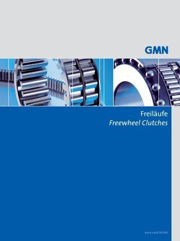 Freiläufe Freewheel Clutches - Vikram machine spindles