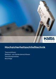 und Garderobenschlösser - Kaba Mauer GmbH