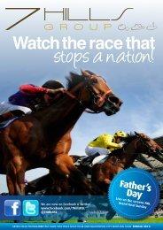 Watch the race that - Seven Hills-Toongabbie R.S.L. Club