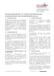 JET ERP Betriebsgesellschaft mbh - Data Systems Austria