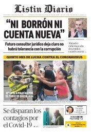 Listin Diario 27-07-2020