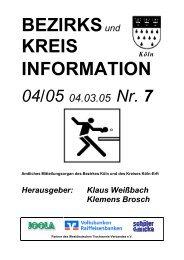 BEZIRKSund KREIS INFORMATION - BUKI Bezirks und ...