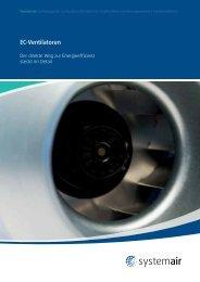 EC-Ventilatoren - 2012 (4 Mb) - Systemair