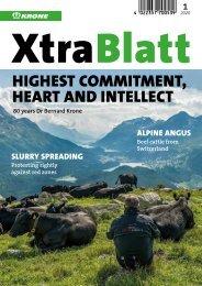 XtraBlatt Issue 01-2020