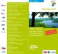 H H - Nationalpark Eifel