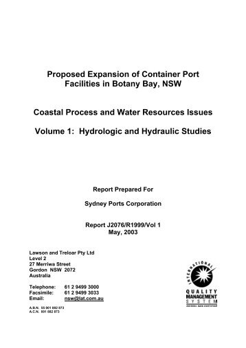 technical standards and commentaries for port and harbour facilities rh yumpu com