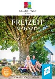 Freizeitmagazin Oberpfälzer Wald August 2020