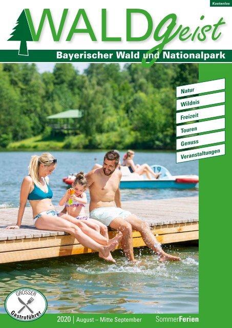 Waldgeist - Bayerischer Wald und Nationalpark August 2020