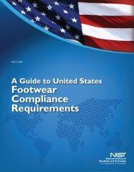 Footwear Compliance Requirements - NIST Global Standards ...