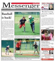 Southwest Messenger - July 26th, 2020