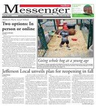 Madison Messenger - July 26th, 2020