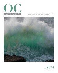 Oregon Coast Waves Vol 1.1