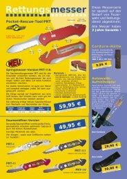 Rettungsmesser