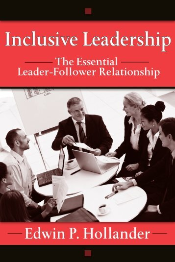 Overview of Inclusive Leadership
