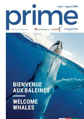 Prime Magazine Madagascar August 2020
