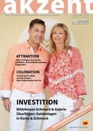 akzent Magazin August '20 BO