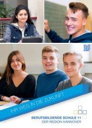 Schulmagazin BBS 11 Hannover Ausgabe 2020