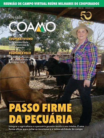Revista Coamo Edição de Julho de 2020