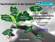 (freiwilliger Beitrag der Wirtschaft zu einer nachhaltigen Entwicklung ...