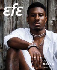 Efe Magazine Issue 15 – July/August 2020 Edition