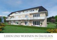 Leben und Wohnen in Dauelsen - Broschüre
