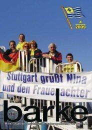 Mitteilungsblatt der Stuttgarter Rudergesellschaft ... - Rudern Online