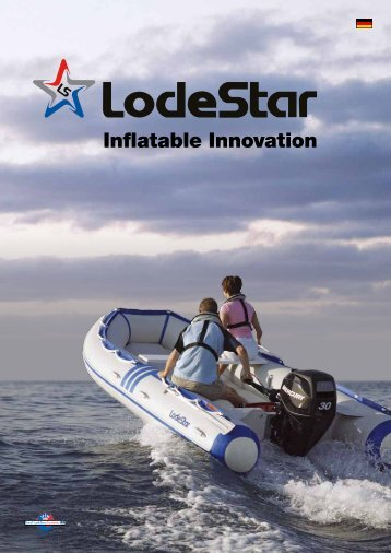 LodeStar®. Schlauchboot Innovation - Janssen Maritimes ...