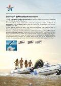 LodeStar®. Schlauchboot Innovation - Janssen Maritimes ... - Seite 2