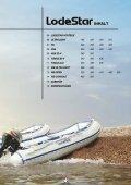 LodeStar®. Schlauchboot Innovation - Janssen Maritimes ... - Seite 3