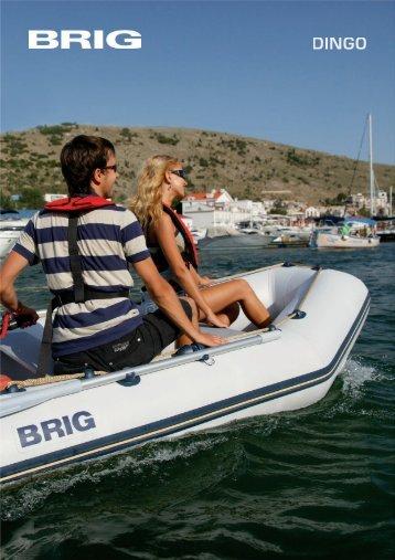 Katalog BRIG Schlauchboote - Wassersportzentrum Cottbus