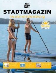 Stadtmagazin Juli 2020