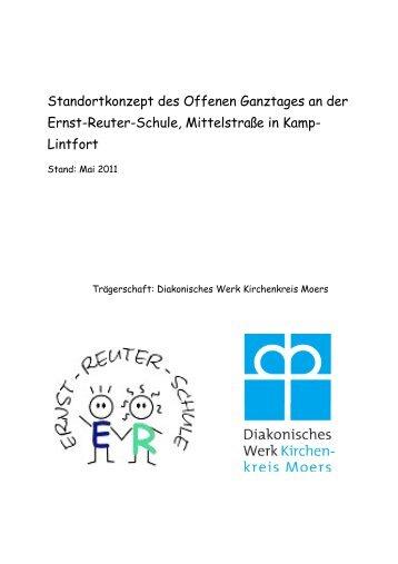 Offener Ganztag - Ernst-Reuter-Schule