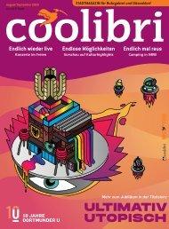 August/September 2020 - coolibri